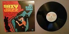 Bill Black's Combo LP Saxy Jazz 1963 Hi Records SHL 32002 stereo excellent