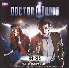 NEW Doctor Who: Series 5 (Audio CD)