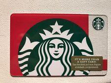 New  Starbucks Gift Cards Siren with sparkle//glitter background 2018