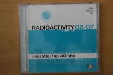 Radioactivity Volume 02-07 Essential Top 40 Hits Pulse Music DJ Tools (Box C108)