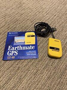 DeLorme Earthmate GPS LT-40 Receiver USB