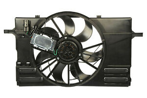 Radiator Fan Assembly With Controller - Dorman 621-274 for Volvo C30 C70 S40 V50