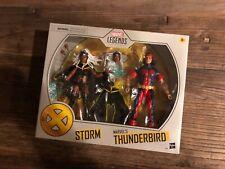 Marvel Legends X-Men STORM & THUNDERBIRD Target Exclusive 2 Pack IN HAND New