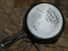 Wagner Ware Sidney  # 2 A  Cast Iron Skillet  Very NICE