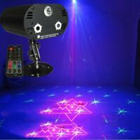 Holiday Show Home App Laser Rgb 3d Hologram Projector 30539037659 Ebay