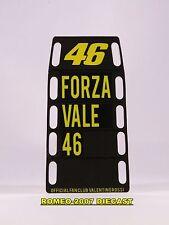 1:12 Pit board - pitboards Valentino Rossi Forza Vale Misano 2014 to minichamps