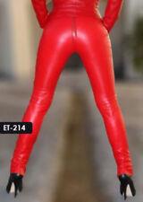 Leather Leggings Pants for Women
