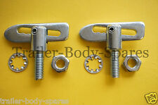 FREE UK Post - 2 of M8 x 20mm Baby Antiluce Trailer Drop Catch Fasteners