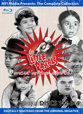 Little Rascals Our Gang  88 UNCUT  Original Episodes on BLUE RAY DVD first ever