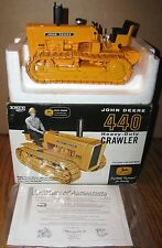 John Deere 440 HD Crawler Tractor 1/16 Ertl Toy Truck'n Construction Show 2005
