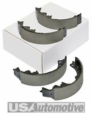 "1967-1972 Ford Mustang Rear Brake Shoes 10"" X 2""  67 68 69 70 71 72"