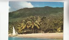 BF282316 martinique les anses alelet coves caribbean islands   front/back image
