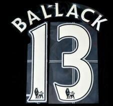 Chelsea Ballack 13 Premier League Football Shirt Name Set Lextra/senscilia Home