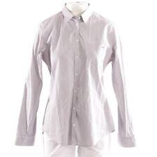 Marc O'Polo Blusa / Túnica Talla de 40 Gris Camiseta mujer top camisa