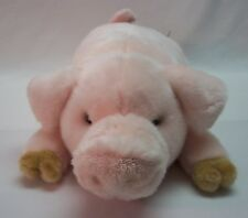 "Russ Yomiko Classics SOFT PINK YORKSHIRE PIG 15"" Plush STUFFED ANIMAL Toy"