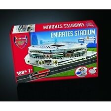 Arsenal Emirates Stadium 3d Jigsaw Puzzle Paul Lamond