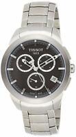 Tissot Men's T-Sport Titanium Chrono Anthracite Dial Watch - T0694174406100 NEW