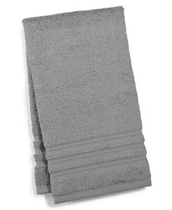 """Hotel Collection Ultimate Micro Cotton 16"""" x 30"""" Hand Towel-Grey T4102476"""