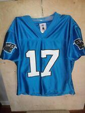 Jake Delhomme #17 Carolina Panthers Blue M NFL Football Jersey