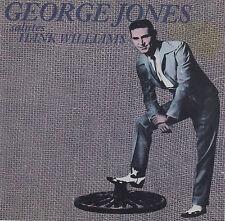 George Jones salutes Hank Williams CD