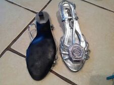 Unbranded Synthetic Leather Kitten Women's Sandals & Beach Shoes