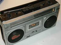 RARE VINTAGE ancien POSTE alt RADIO swiss STAG RR-200 of switzerland SUISSE