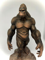 Sasquatch 3D printed and Hand painted Brown detail