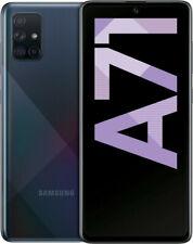 Samsung Galaxy A71 SM-A715F DUAL SIM Prism Crush Black, NEU Sonstige