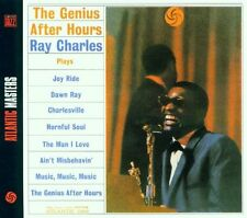 The Genius After Hours [Audio CD] Ray Charles …