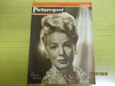October 9th 1948, PICTUREGOER, Betty Hutton, Sarah Churchill, Greer Garson, .