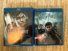 Harry Potter complete set (Blu-ray)