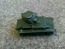 Dinky 152a Vickers Light Tank- Very Good Condition- No Tracks