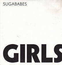 Sugababes-Girls Promo cd single