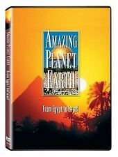Amazing Planet Earth - From Egypt To Israel (NEW DVD)