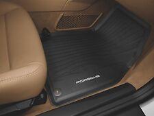 Porsche Carrera 991 & Cayman/Boxster 981 All-weather floor mats 981044800451E0