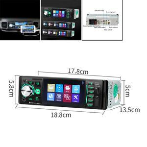 4.2'' IPS Single 1 Din Auto Stereo Radio Bluetooth FM USB MP5 Player Universal