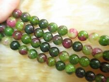 "8mm mix green Kunzite Round Gemstones Loose Beads 15""##HK2072"