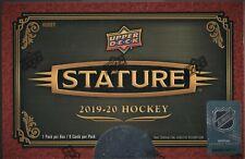 MONTREAL CANADIENS 2019 STATURE HOCKEY NHL 12 BOX FULL CASE BREAK AUTO ROOKIE