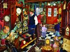 The Clock Shop 1000 Piece Jigsaw By SunsOut For Sale