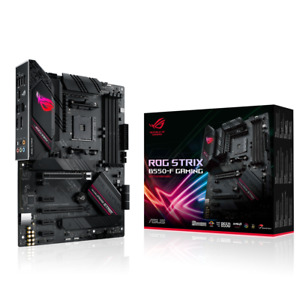 ASUS ROG STRIX B550-F GAMING Mainboard (PCIe 4.0, USB 3.2 Gen 2 Typ-C, HDMI-2.1)