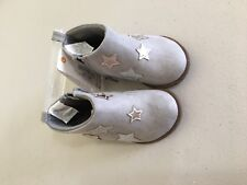 NWT Gymboree Silver Star Boots Booties Shoes Toddler Girls 3,5,8