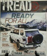 Tread Winter 2016 Ready For All Tech Gear Automotive Adventure FREE SHIPPING sb