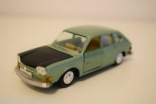 GAMA 9491 VW VOLKSWAGEN 411 LE METALLIC GREEN NEAR MINT CONDITION