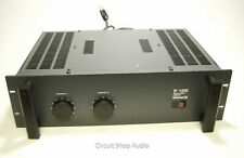 Biamp Stereo Power Amplifier / TF 1200  / 380945 - KT