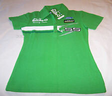 Ford RNR Bottle O Ladies Green Embroidered Raceteam Polo Shirt Size 10 New FPR