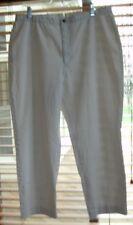 Eddie Bauer Sz 18 Cropped Khaki Beige Tan Pants/Slacks