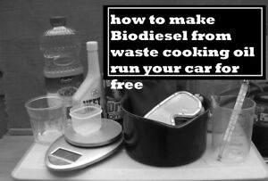 25 books on How to make biodiesel from waste cooking oil sent on cd pdf