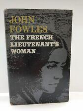 THE FRENCH LIEUTENANT'S WOMAN John Fowles; Little, Brown, 1969; BCE