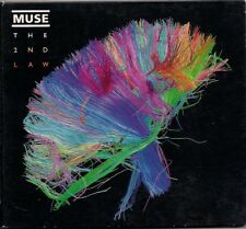 Muse The 2nd Law in gatefold card sleeve UK CD
