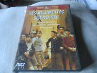 "RARE! COFFRET 3 DVD ""LES ALLUMETTES SUEDOISES - L'INTEGRALE"""